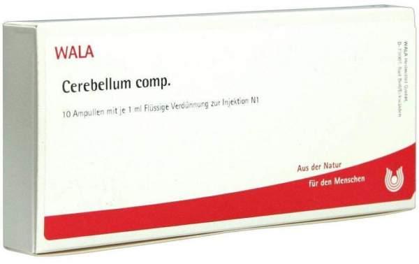 Cerebellum Comp. Ampullen