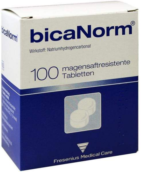 Bicanorm 100 Magensaftresistente Tabletten