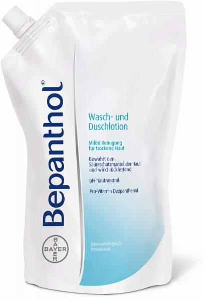 Bepanthol Wasch- und Duschlotion 800 ml Nachfüllpack