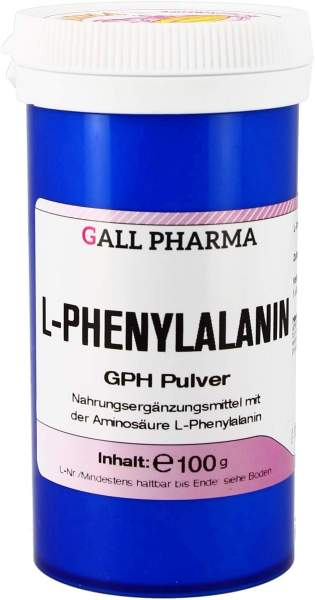 L-Phenylalanin Pulver