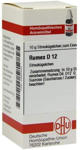 Rumex D 12 10 G Globuli