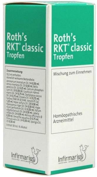 Roths Rkt Classic Tropfen 50 ml