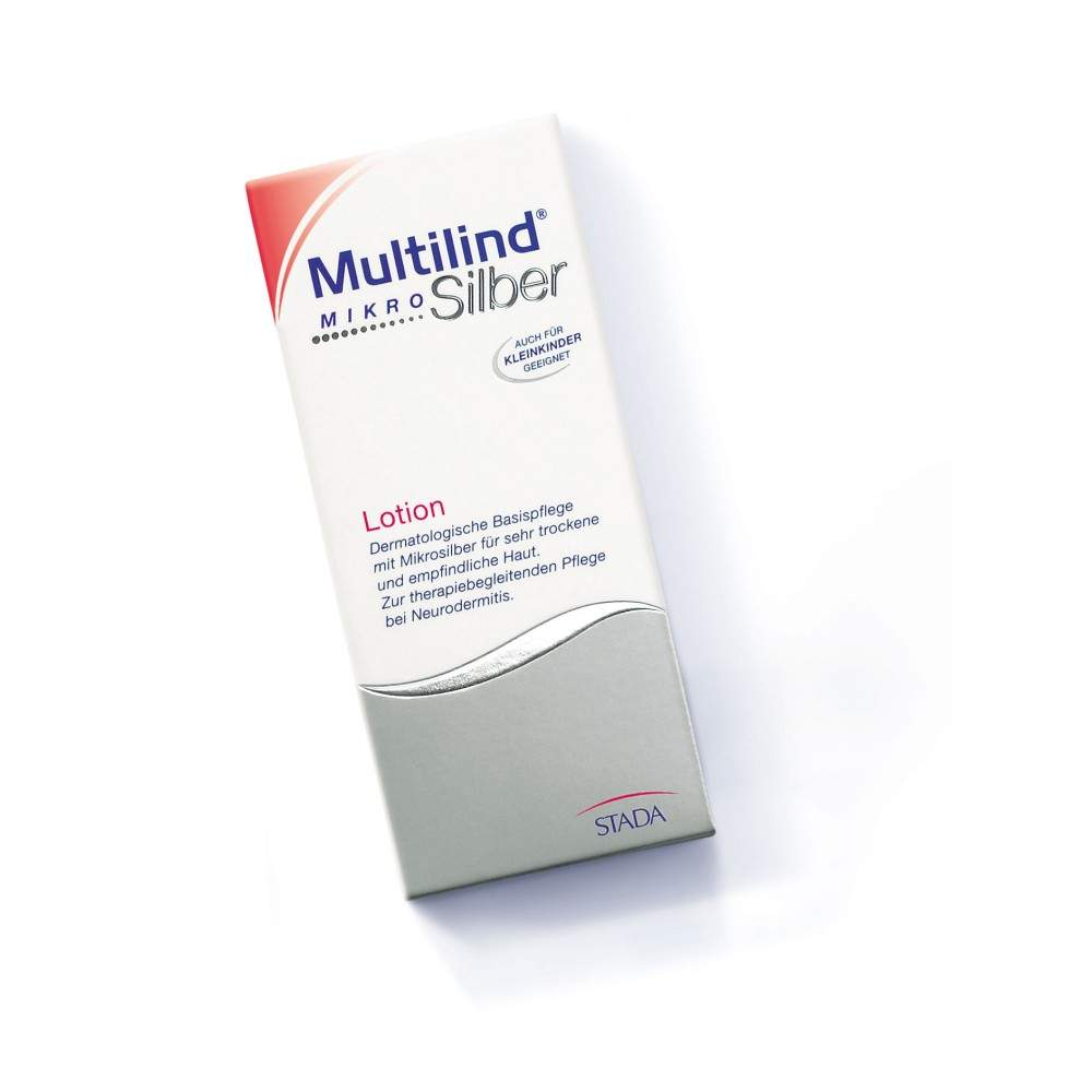 Multilind Mikro Silber Lotion 200 ml