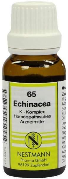 Echinacea K Komplex Nr. 65 20 ml Dilution