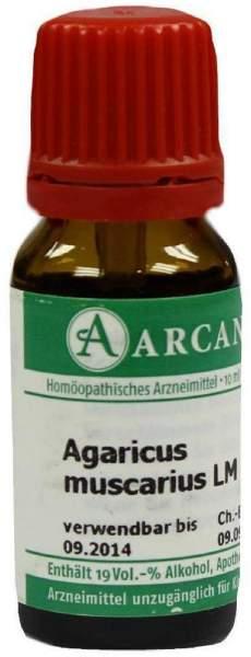Agaricus Muscarius Lm 18 Dilution 10 ml