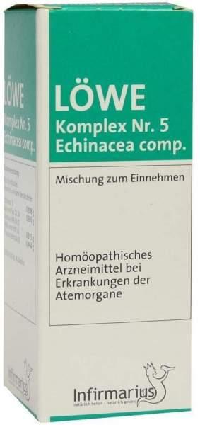 Löwe Komplex Nr. 5 Echinacea Comp. 50 ml Tropfen