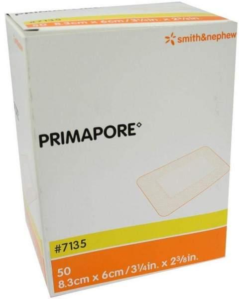 Primapore 8,3 X 6 cm Steril 50 Stück