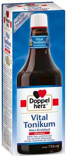 Doppelherz Vital Tonikum Herz - Kreislauf Alkoholfrei 750 Ml...