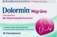 Dolormin Migräne - 30 Filmtabletten