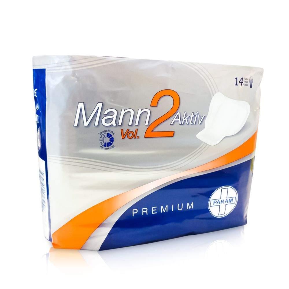 Param Mann Aktiv Premium Vol.2 Vorlagen