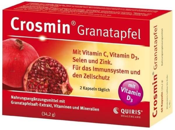 Crosmin Granatapfel 120 Kapseln
