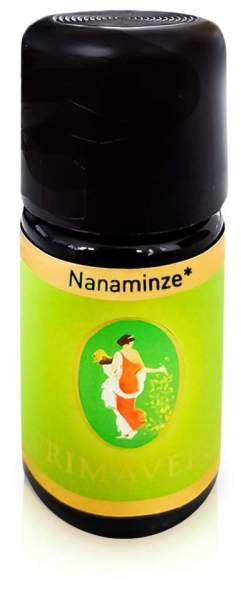 Nanaminze Bio 5 ml Ätherisches Öl