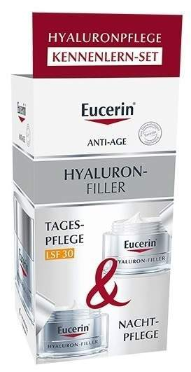 Eucerin Anti Age Hyaluron Filler Kennenlernset