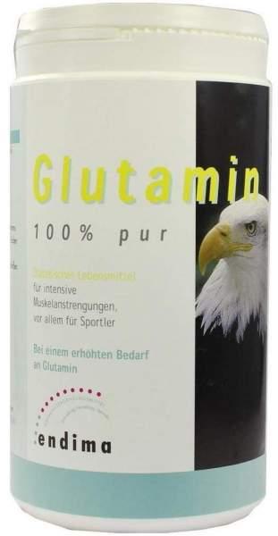 Glutamin 100% Pur 500 G Pulver