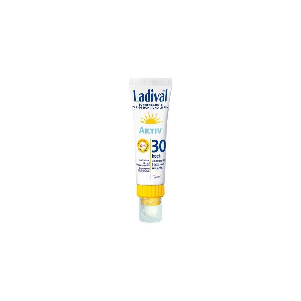 Ladival Aktiv Sonnenschutz Für Gesicht und Lippen