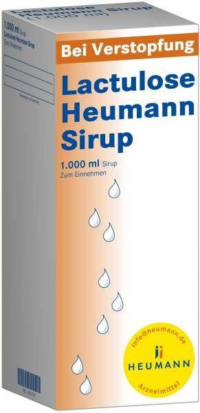 Lactulose Heumann Sirup 1000 ml