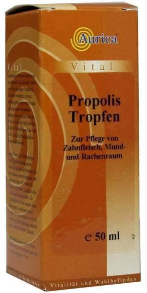 Aurica Propolis-Tropfen 18% Mundtropfen 50 ml