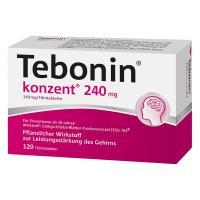 Tebonin konzent 240 mg 120 Filmtabletten
