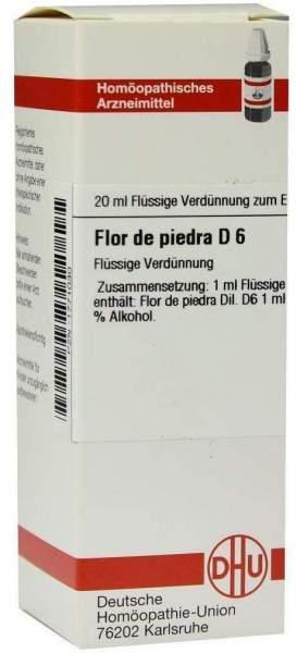 Dhu Flor De Piedra D6 20 ml Dilution