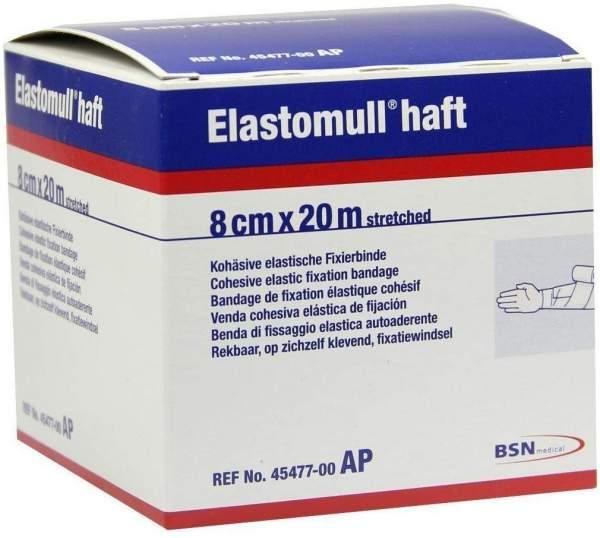 Elastomull Haft 20 M X 8 cm 1 Fixierbinde
