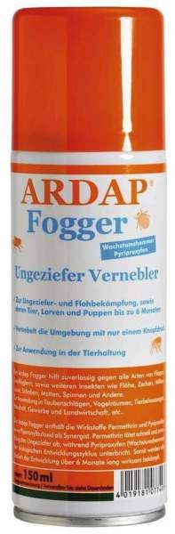 ARDAP Fogger Ungeziefer Vernebler