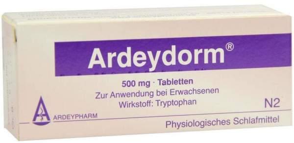 Ardeydorm 50 Tabletten