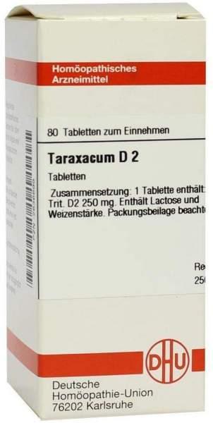Taraxacum D 2 Tabletten
