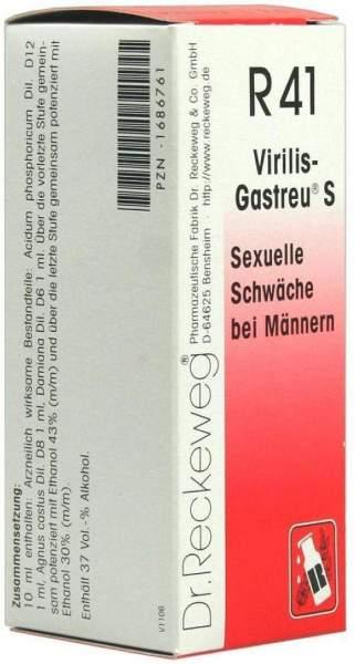 Virilis Gastreu S R 41 50 ml Tropfen