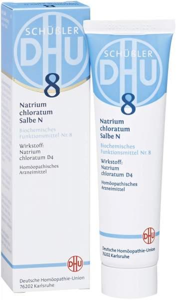 Biochemie DHU 8 Natrium chloratum N D4 Salbe 50 g Salbe
