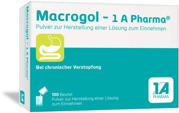 Macrogol 1A Pharma 100 Beutel