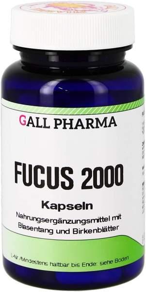 Fucus 2000 Kapseln 100 Kapseln