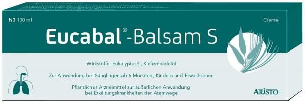 Eucabal Balsam S 100 ml