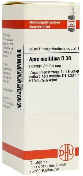 Apis Mellifica D 30 Dilution 20 ml Dilution