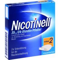 Nicotinell 35mg pro 24-Stunden-Pflaster 14 Stück