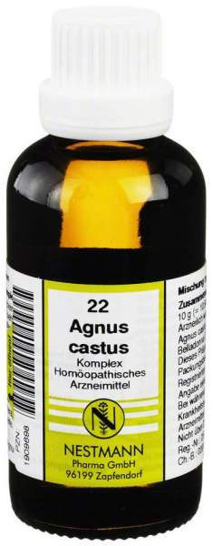 Agnus Castus Komplex Nr. 22 50 ml Dilution