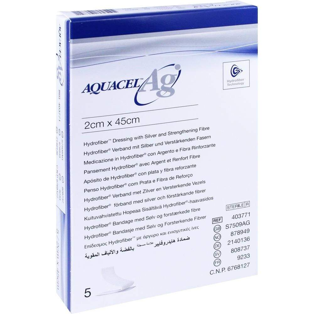 Aquacel AG 2x45cm Tamponaden