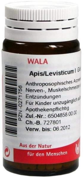 Apis Levisticum I 20 G Globuli