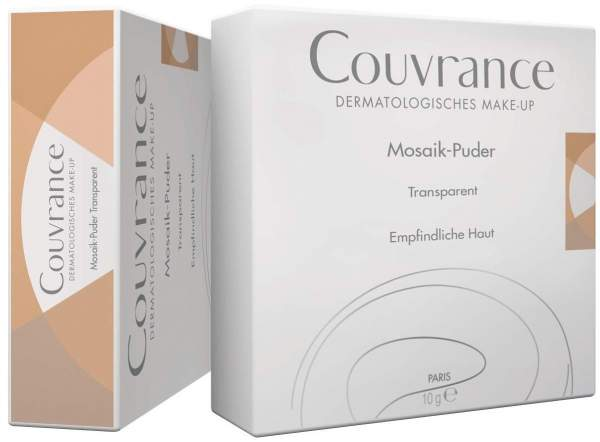 Avene Couvrance Mosaik - Puder transparent 10 g