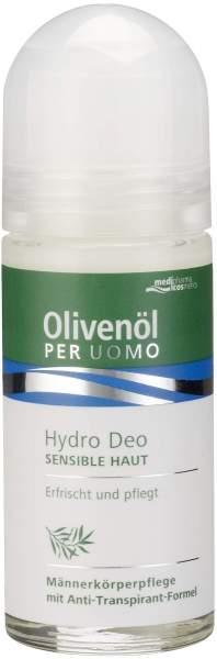 Olivenöl Per Uomo Hydro Deo 50 ml