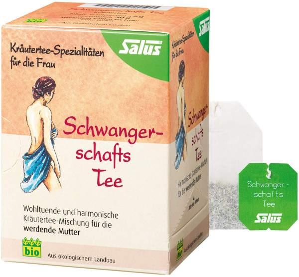 Salus Schwangerschaftstee Bio 15 Filterbeutel