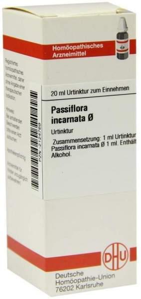 Passiflora Incarnata Urtinktur 20 ml Dilution
