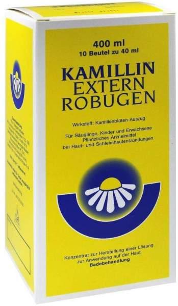 Kamillin Extern Robugen 10 X 40 ml Lösung