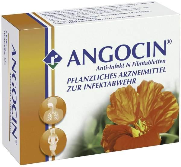 Angocin Anti Infekt N 100 Filmtabletten