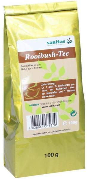 Sanitas Rooibush Tee 100 G Tee