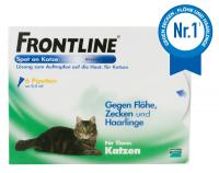 Frontline Spot On K vet. Lösung 6 Applikatoren