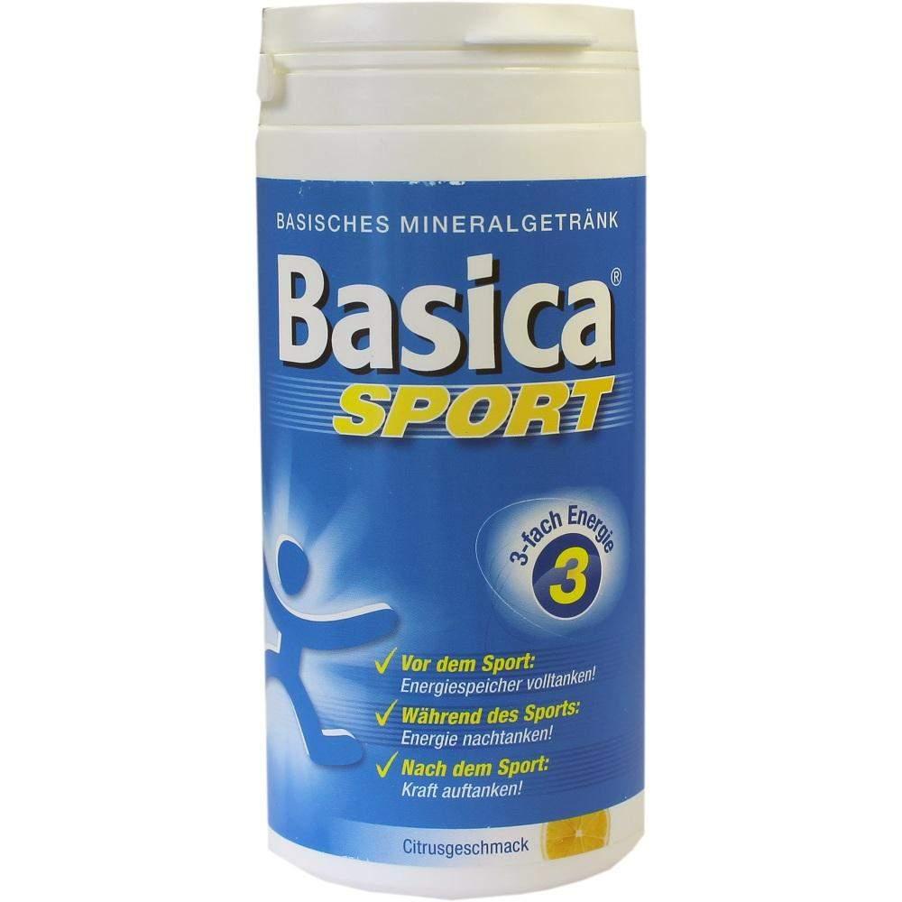 Protina Pharmazeutische GmbH Basica Sport Pulver - 240g Pulver