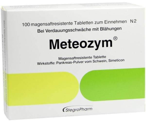 Meteozym 100 Filmtabletten