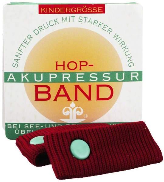 Akupressur Band Für Kinder Rot Hop
