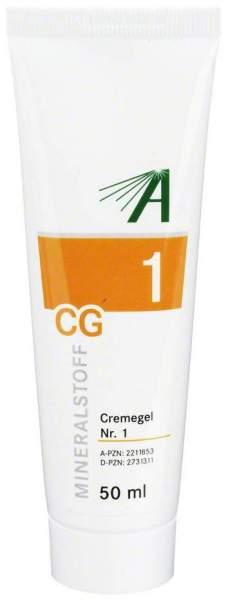 Mineralstoff Cremegel Nr.1 50 ml Creme