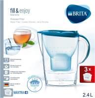 Brita Fill & Enjoy Marella Wasserfilter blau